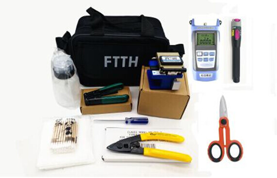 Optical fiber toolkit