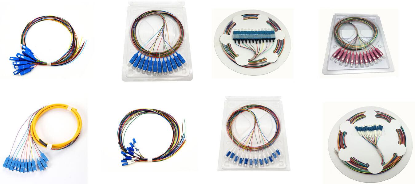 OM4 Fiber Optic Pigtail